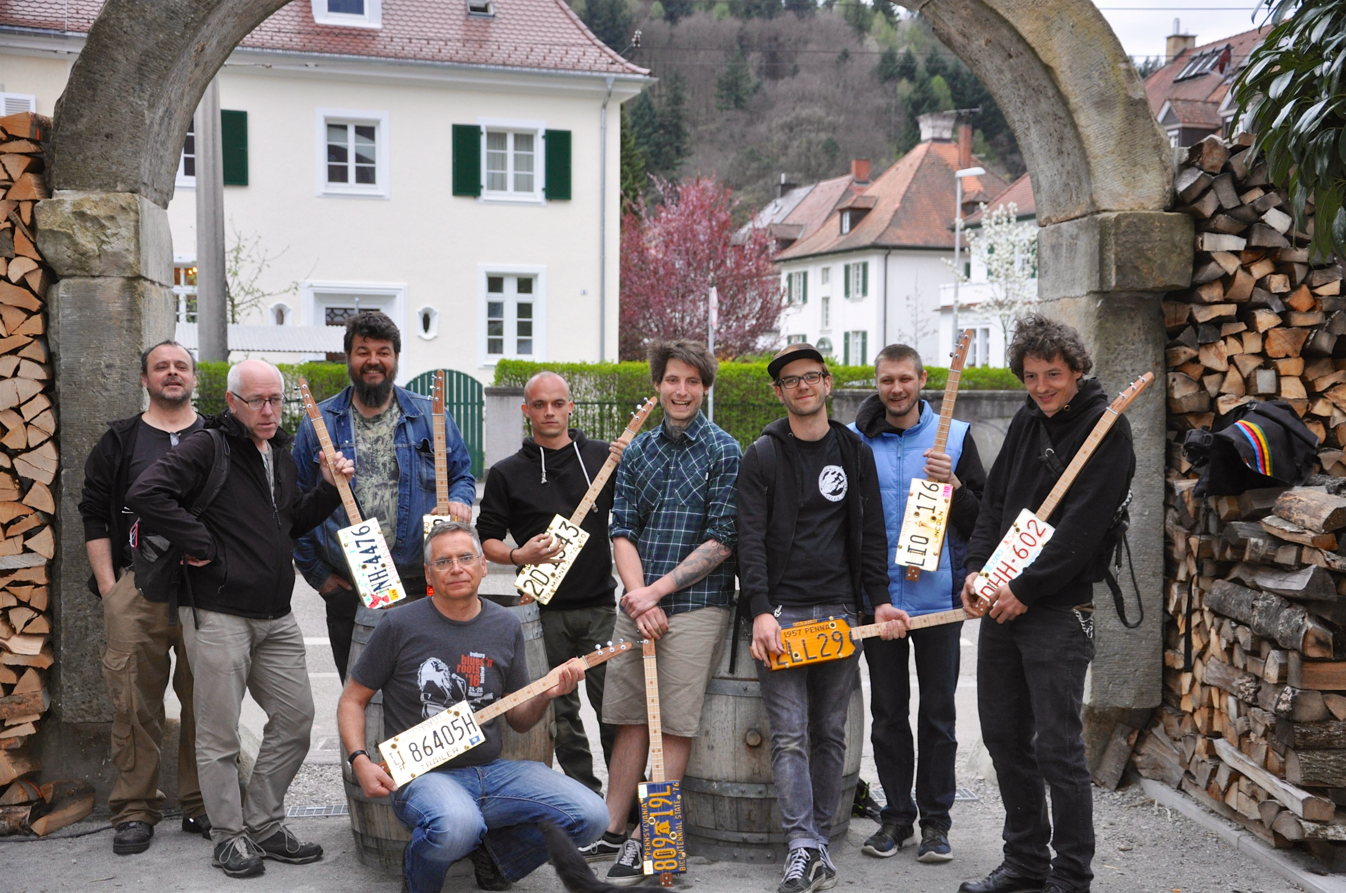 Upcycling Guitar Workshop 5